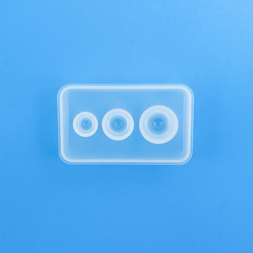 Stampi in Silicone per Resina - forma goccia e sfere